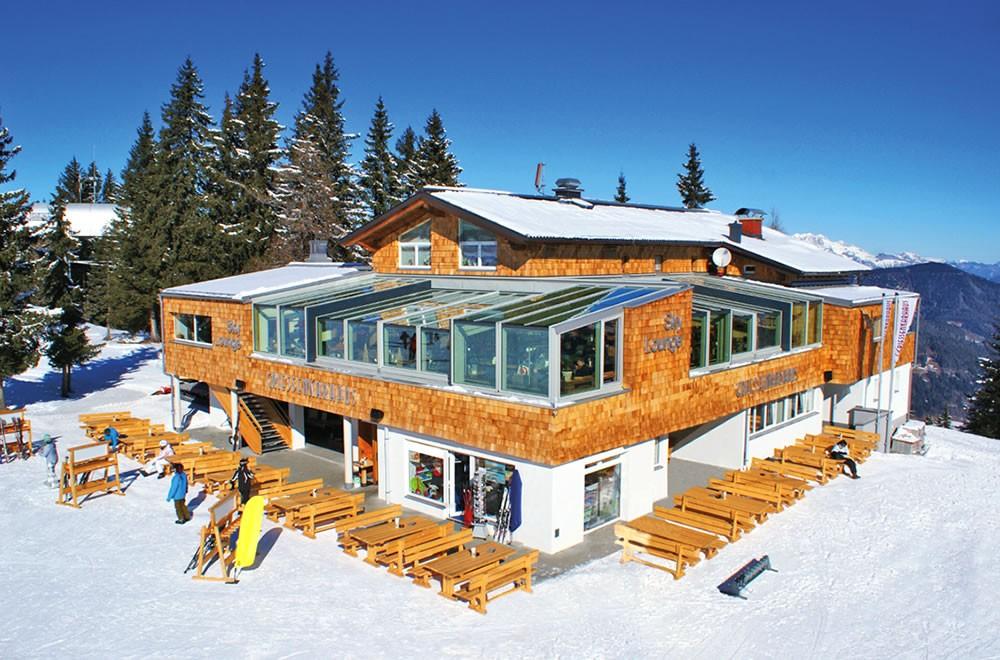 Winterurlaub Und Skiurlaub Griessenkarhaus Flachau